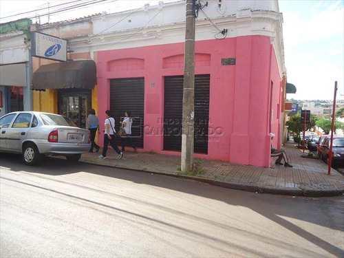Salão, código 4220 em Jaú, bairro Centro