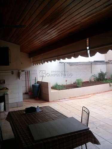Casa, código 4123 em Jaú, bairro Vila Sampaio Bueno