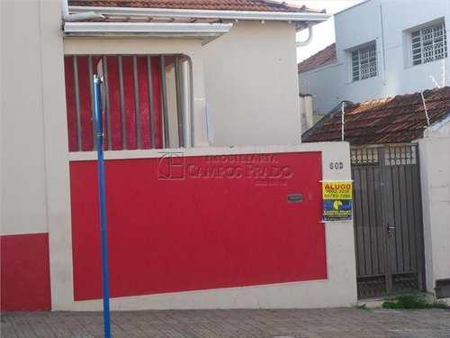 Casa Comercial, código 4063 em Jaú, bairro Centro