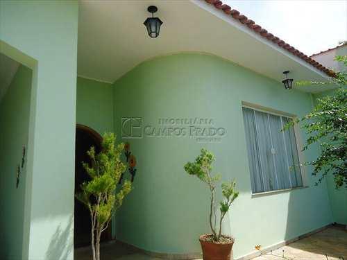 Casa, código 3601 em Jaú, bairro Jd. Alvorada