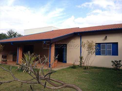 Casa, código 3500 em Jaú, bairro Parque Residencial Primavera