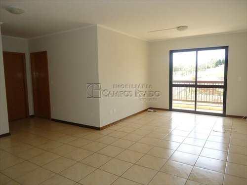 Apartamento, código 3450 em Jaú, bairro Vila Assis