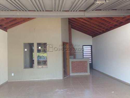 Casa, código 3367 em Jaú, bairro Jardim Dona Emília