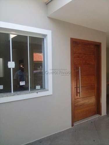 Casa, código 3353 em Jaú, bairro Jardim Antonina