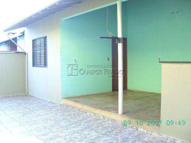 Casa em Jaú, bairro Vila Vicente
