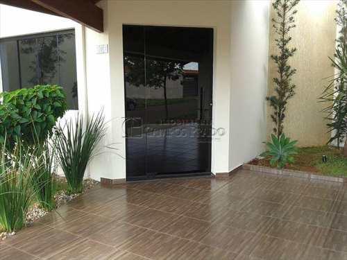 Casa, código 3269 em Jaú, bairro Condomínio Flamboyant