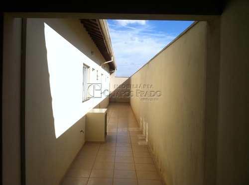 Casa, código 3201 em Jaú, bairro Jardim Novo Horizonte