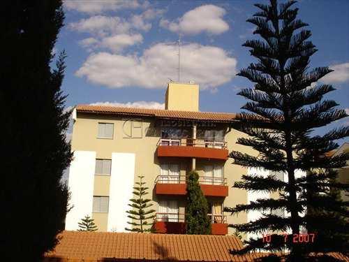 Apartamento, código 3097 em Jaú, bairro Jardim Campos Prado