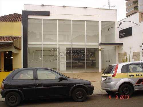 Salão, código 3031 em Jaú, bairro Centro