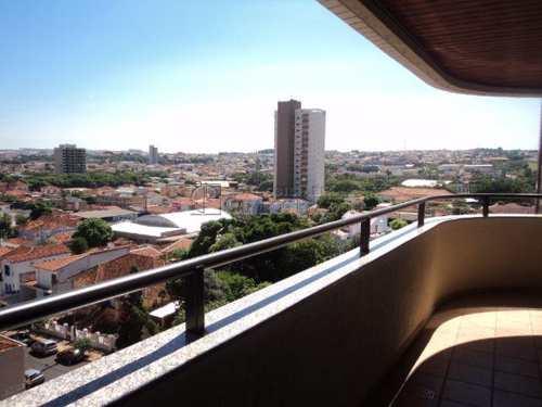Apartamento, código 2760 em Jaú, bairro Centro