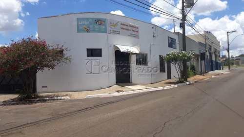 Sala Comercial, código 2667 em Jaú, bairro Jardim Ferreira Dias