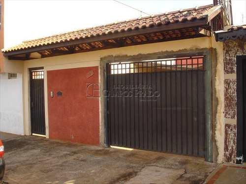 Casa, código 2308 em Jaú, bairro Chácara Doutor Lopes