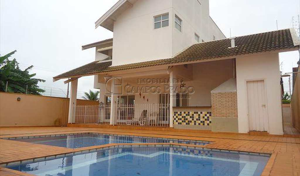 Casa em Jaú, bairro Jardim Alvorada II