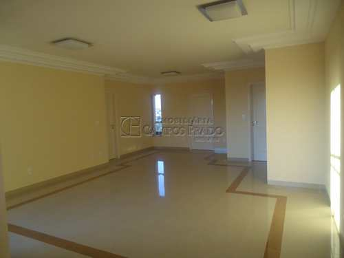 Apartamento, código 2180 em Jaú, bairro Vila Santa Terezinha