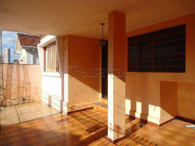 Casa em Jaú, no bairro Centro