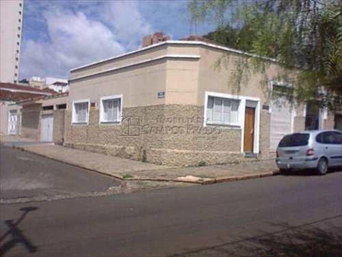 Casa, código 2459 em Jaú, bairro Centro