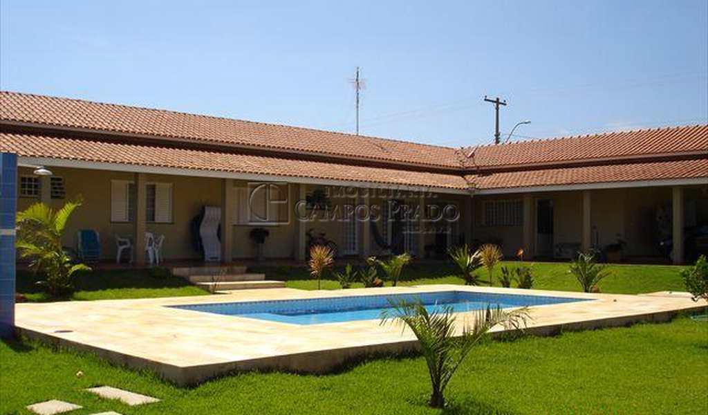 Casa em Jaú, bairro Parque Residencial Primavera