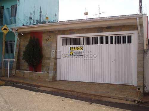 Casa, código 1846 em Jaú, bairro Jardim São Crispim