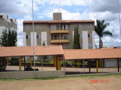 Apartamento, código 1488 em Jaú, bairro Jardim Campos Prado