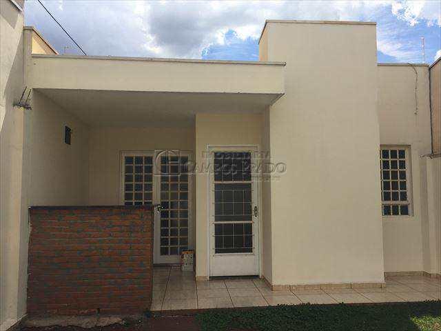 Casa em Jaú, bairro Jardim Maria Cibele
