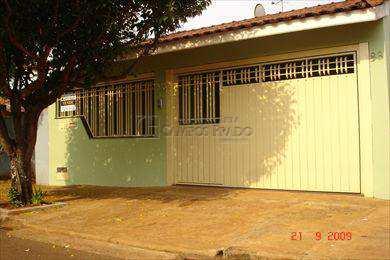 Casa, código 857 em Jaú, bairro Jardim Campos Prado