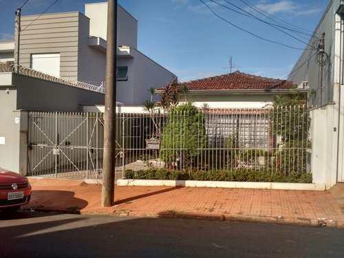 Casa, código 46706 em Jaú, bairro Centro