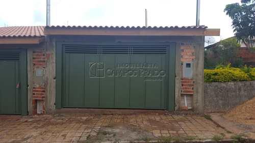 Casa, código 46721 em Jaú, bairro Jardim Jorge Atalla