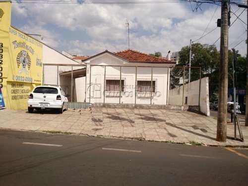Casa Comercial, código 46723 em Jaú, bairro Chácara Braz Miraglia