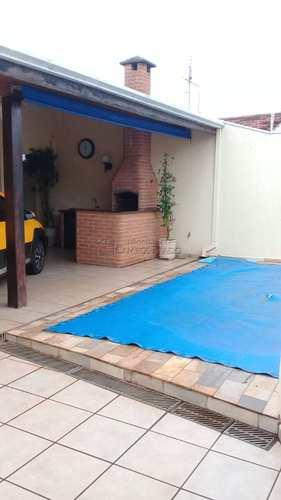 Casa, código 46726 em Jaú, bairro Jardim Rosa Branca