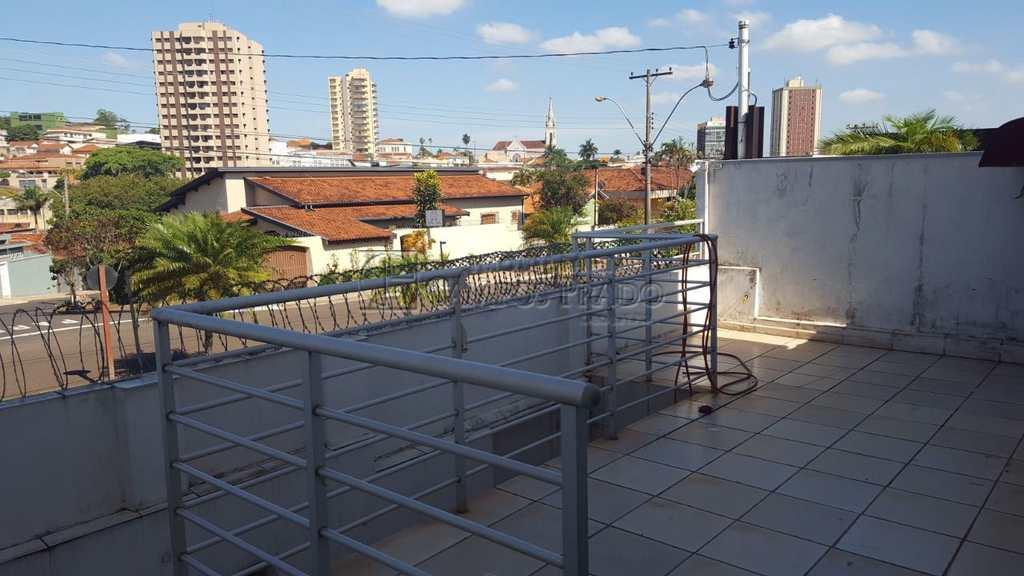 Salão em Jaú, bairro Vila Brasil