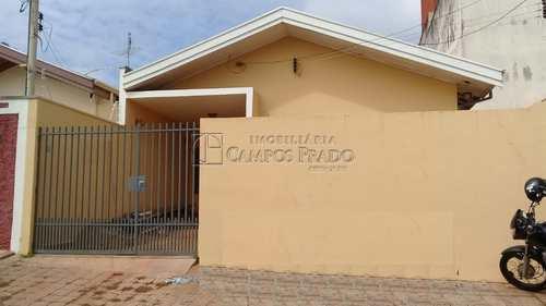 Casa, código 46757 em Jaú, bairro Jardim Antonina