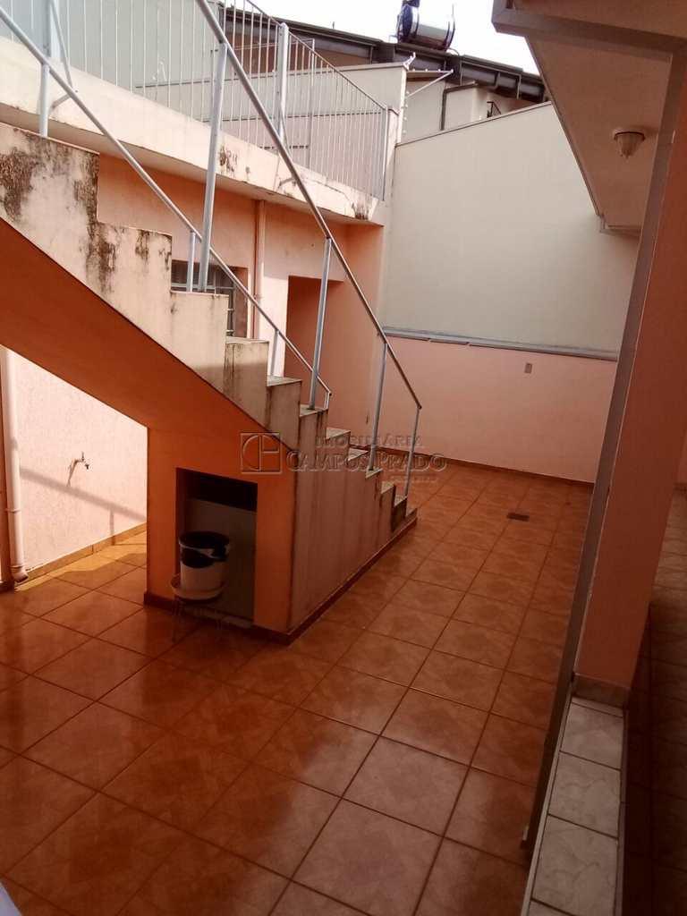 Casa em Jaú, bairro Jardim Continental