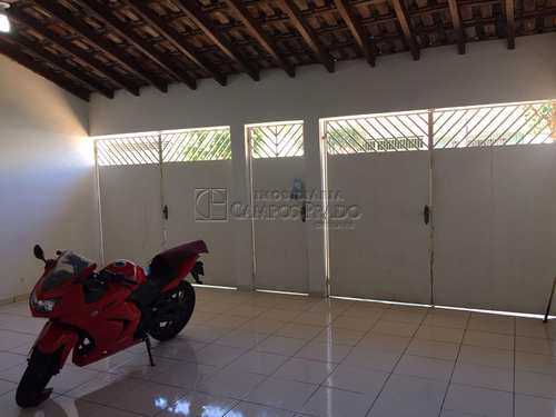 Casa, código 46766 em Jaú, bairro Jardim Novo Horizonte