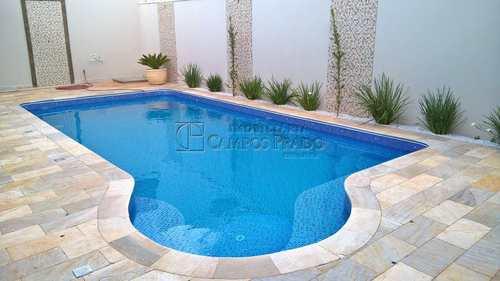 Casa, código 46768 em Jaú, bairro Condomínio Flamboyant