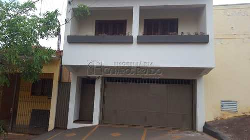 Casa, código 46779 em Jaú, bairro Vila Nova