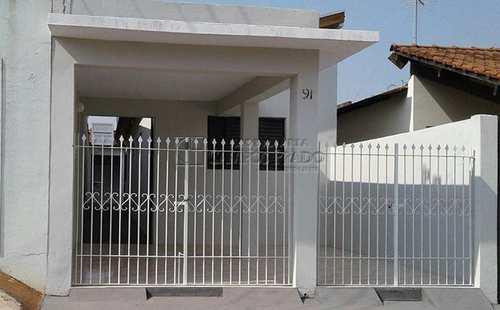 Casa, código 46788 em Jaú, bairro Chácara Flora