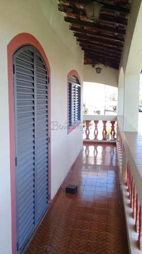 Casa, código 46794 em Jaú, bairro Vila Buscariolo