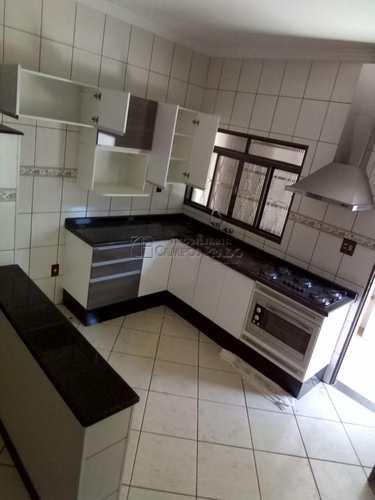 Casa, código 46799 em Jaú, bairro Jardim Campos Prado