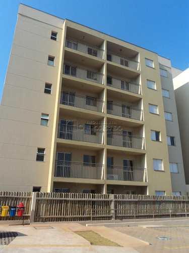 Apartamento, código 46800 em Jaú, bairro Distrito Industrial