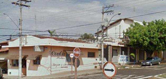 Salão em Jaú, bairro Jardim das Paineiras