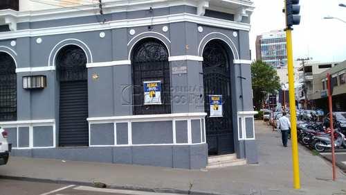 Salão, código 46825 em Jaú, bairro Centro