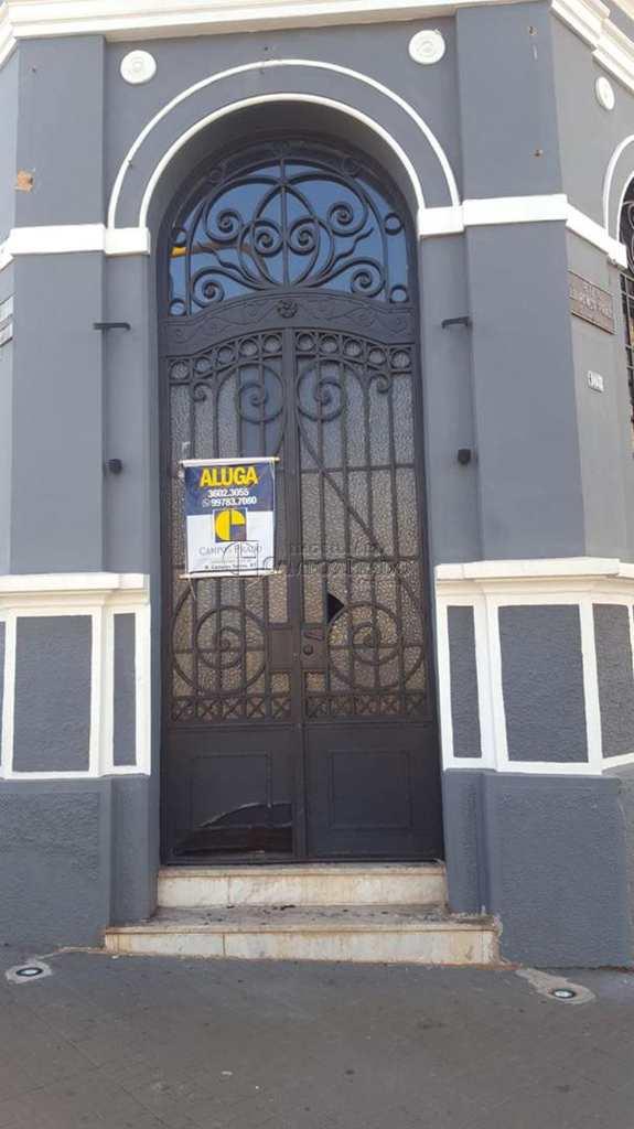 Salão em Jaú, bairro Centro