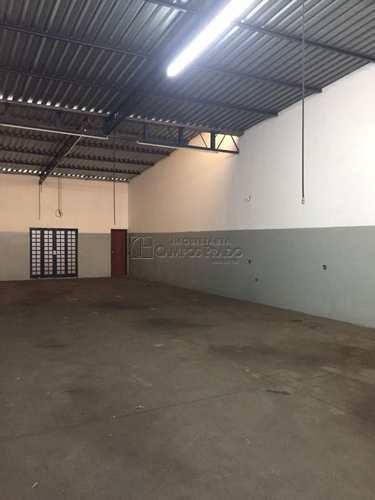 Armazém ou Barracão, código 46835 em Jaú, bairro Centro