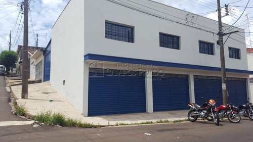 Salão, código 46848 em Jaú, bairro Vila Nova