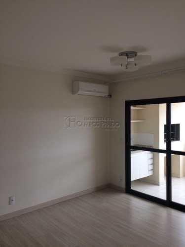 Apartamento, código 46872 em Jaú, bairro Chácara Peccioli