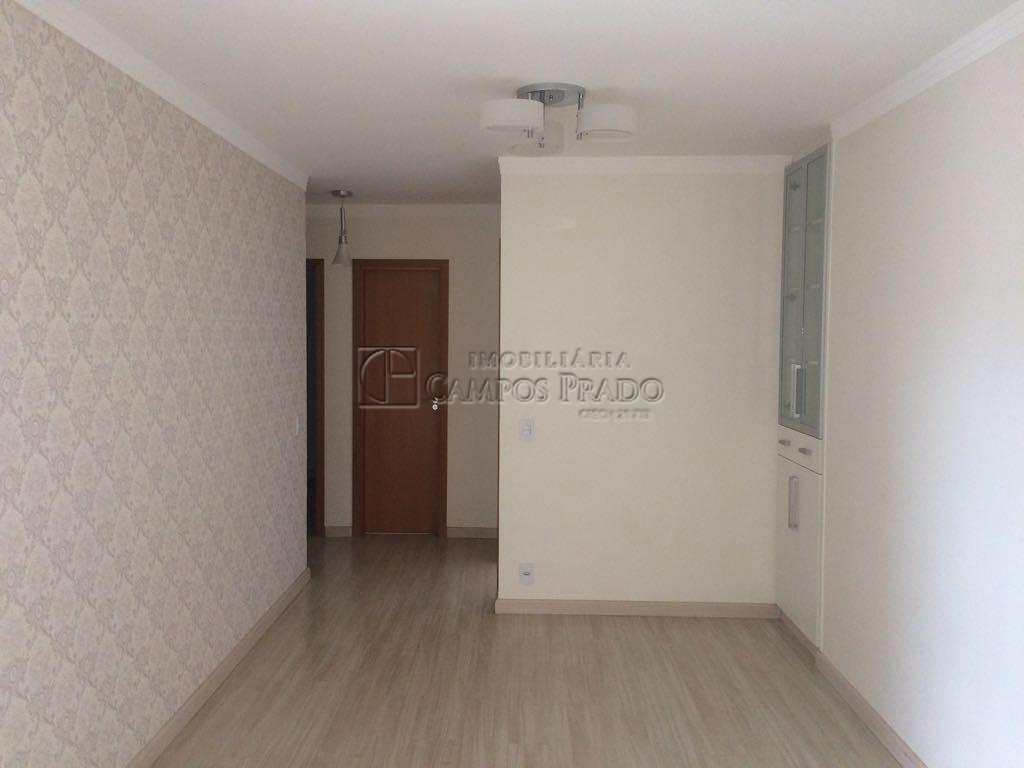 Apartamento em Jaú, bairro Chácara Peccioli