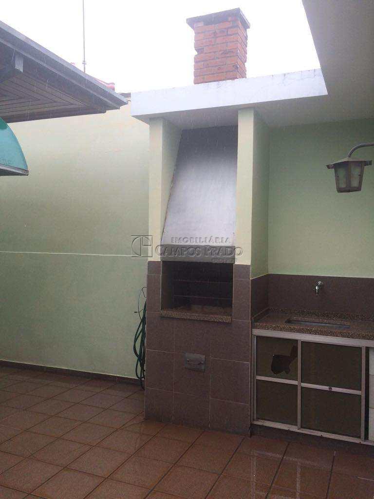 Casa em Jaú, bairro Jardim das Paineiras