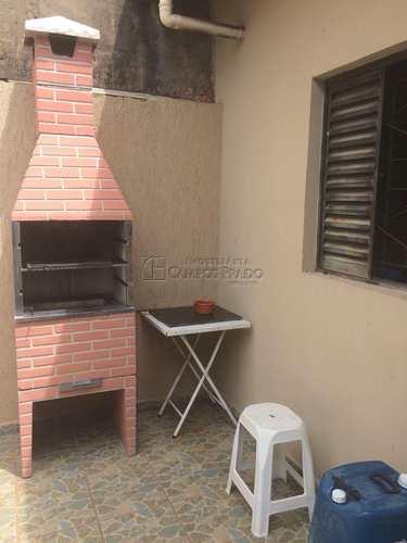 Casa, código 46887 em Jaú, bairro Jardim Ferreira Dias