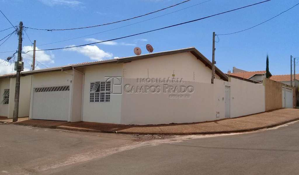 Casa em Jaú, bairro Jardim Dona Emília
