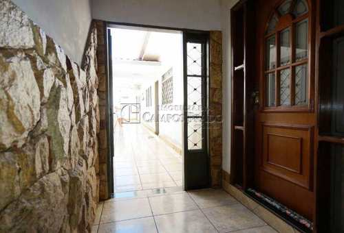 Casa, código 46903 em Jaú, bairro Jardim Sanzovo